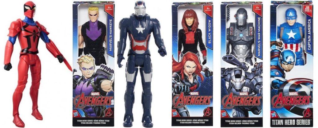 hasbro-america-ironman-spiderman-web-warriors-figura-30-cm